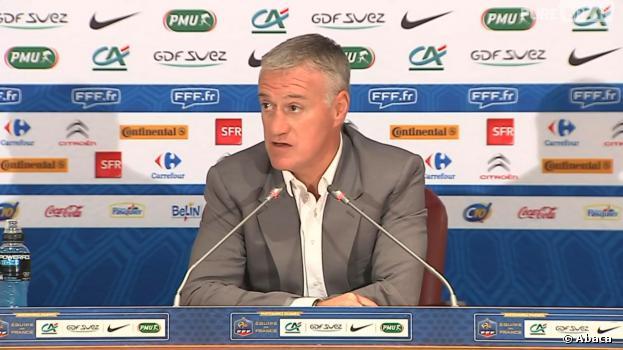 Didier Deschamps pousse un coup de gueule