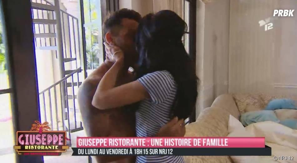 Giuseppe Ristorante : Pietro heureux de retrouver Céline