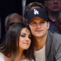Mila Kunis va charmer Ashton Kutcher dans la saison 11 de Mon Oncle Charlie