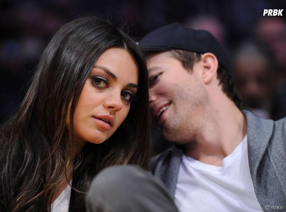 Ashton Kutcher et Mila Kunis : le couple ensemble dans Mon Oncle Charlie