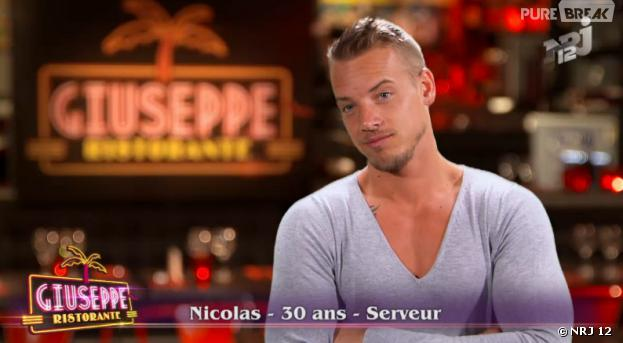 Giuseppe Ristorante : Nicolas clashe Sophie