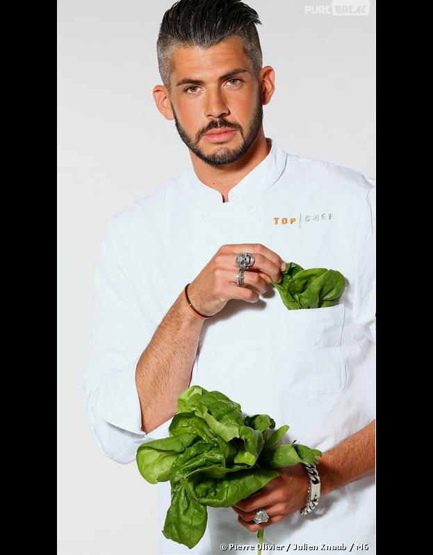 Top Chef 2014 : Jérémy Brun, le second de cuisine du Negresco, n'est pas contre faire les Anges de la télé-réalité