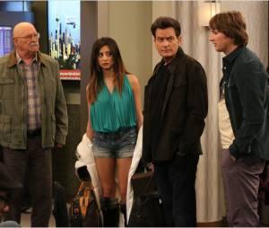 Anger Management : Charlie Sheen énerve le casting