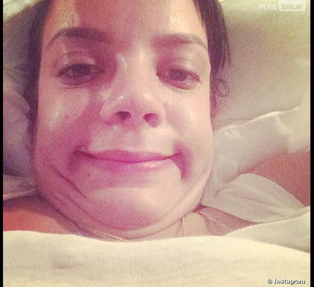 Lily Allen : pire selfie de tous les temps pour la chanteuse de Hard Out There