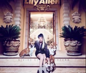 """Lily Allen : la chanteuse dévoile la pochette de l'album """"Sheezus"""""""