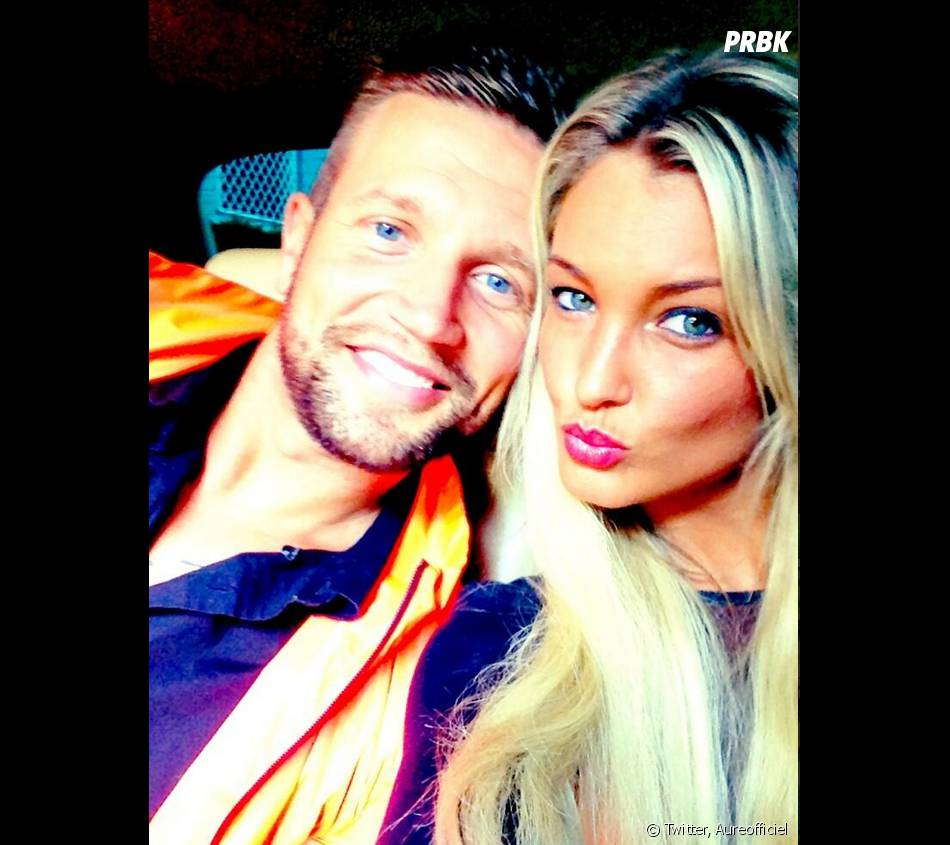 Aurélie Dotremont et Benjamin : rupture en octobre 2013 pour le couple des Anges 5