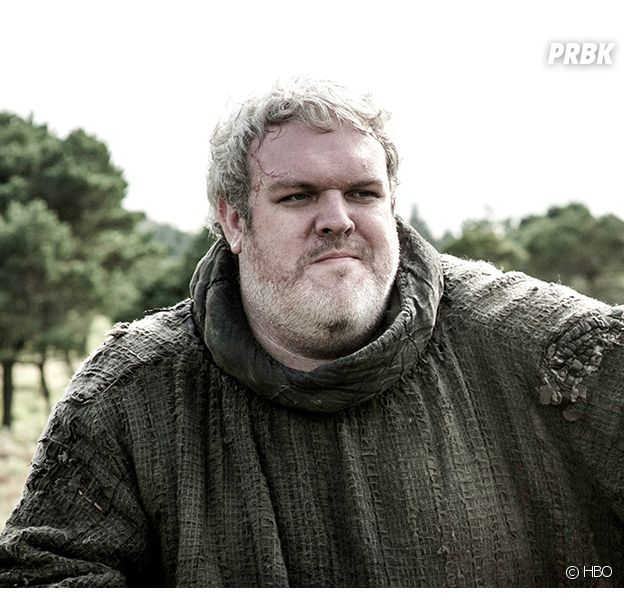 Kristian Nairn dans la peau d'Hodor, l'un des personnages de la série Game of Thrones