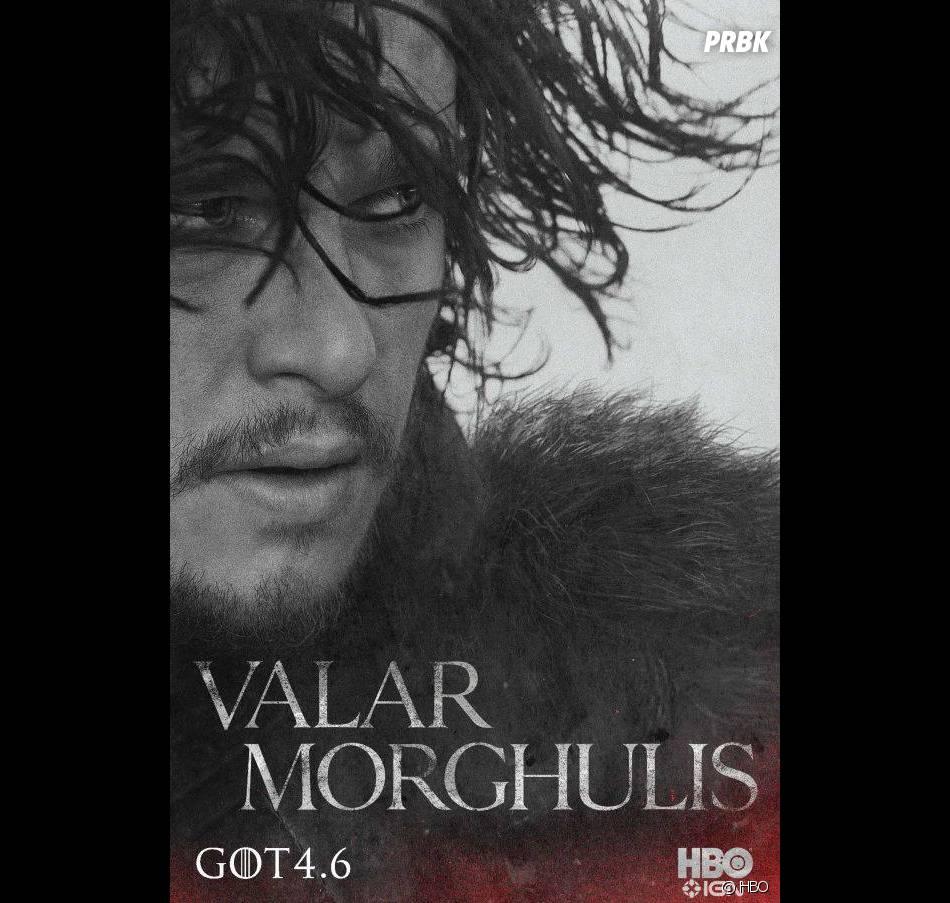 Game of Thrones saison 4 : Jon Snow s'affiche