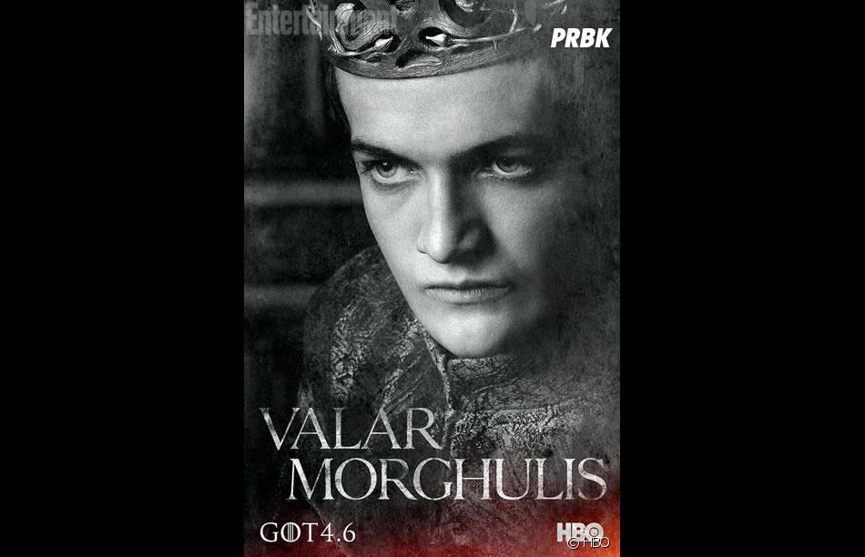 Game of Thrones saison 4 : Joffrey s'affiche