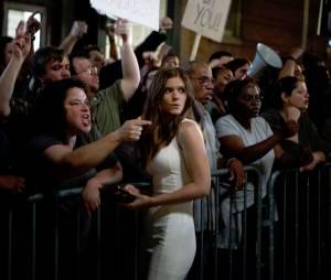 House of Cards saison 2 : Kate Mara a eu du mal à cacher son départ de la série