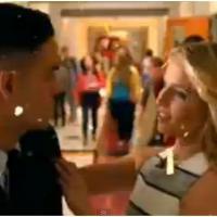 Glee saison 5 : Quinn et Puck complices dans la bande-annonce de l'épisode 100