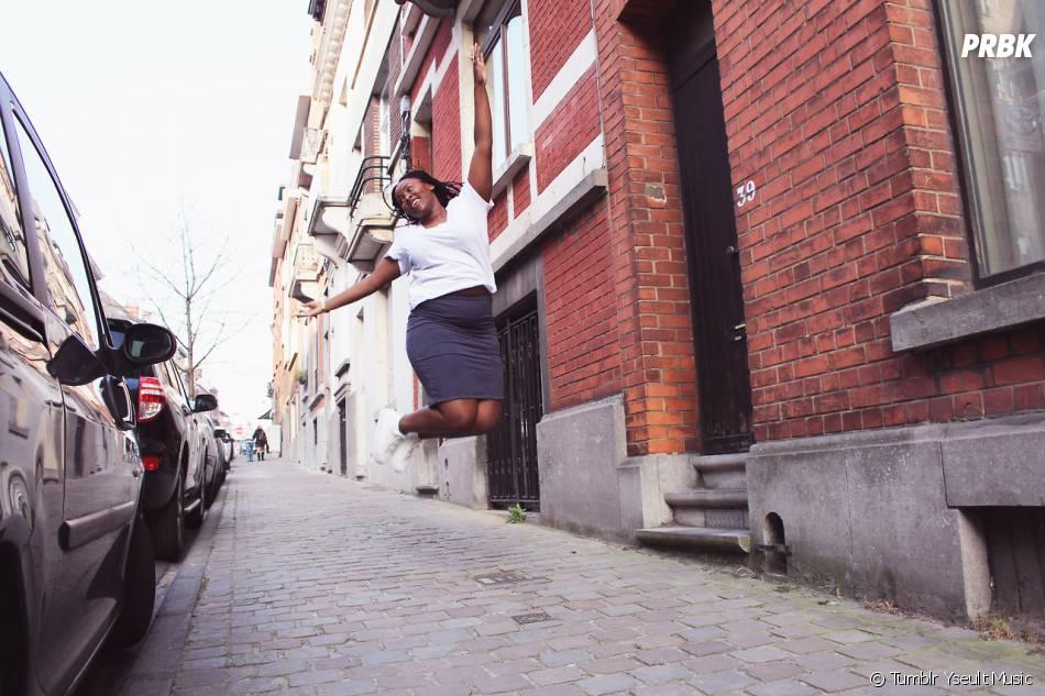 Yseult à Bruxelles pour l'enregistrement de son premier album