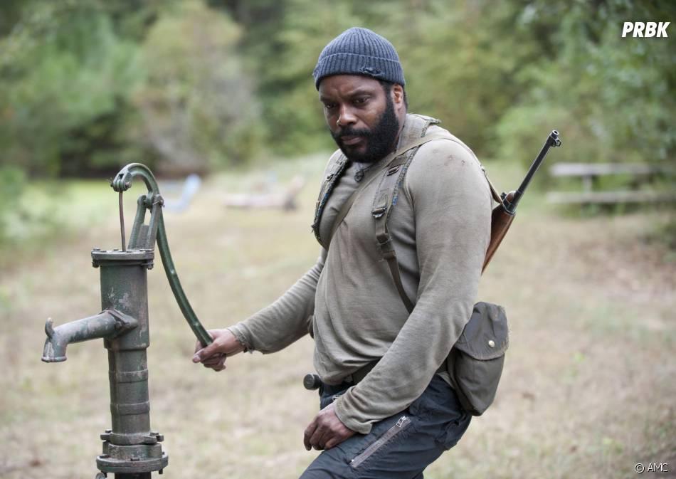 Walking Dead saison 4, épisode 14 : Tyrese sur une photo