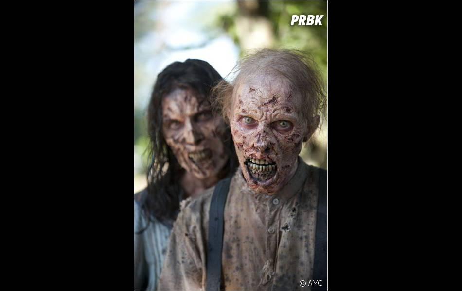 The Walking Dead saison 4 : la série est diffusée tous les dimanches soir sur AMC