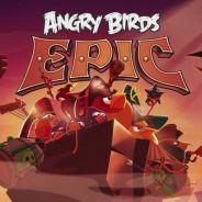 Angry Birds Epic : les piafs se castagnent dans une bande-annonce sur iOS