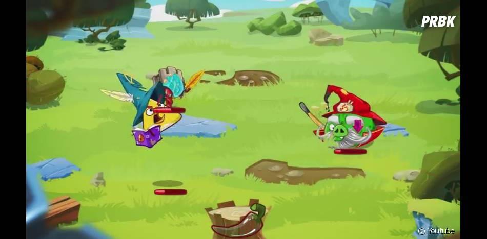 Angry Birds Epic sortira dans le courant du mois de mars 2014 sur iOS