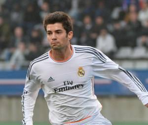 Enzo Zidane joue pour les jeunes du Real Madrid