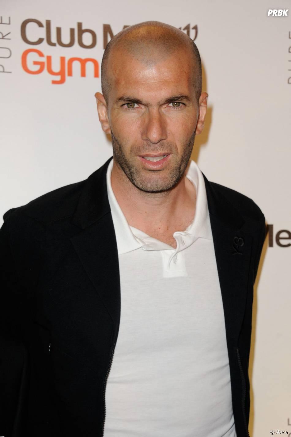 Zinedine Zidane : son fils Luca a été choisi pour le stage de présélection de l'Equipe de France des moins de 16 ans