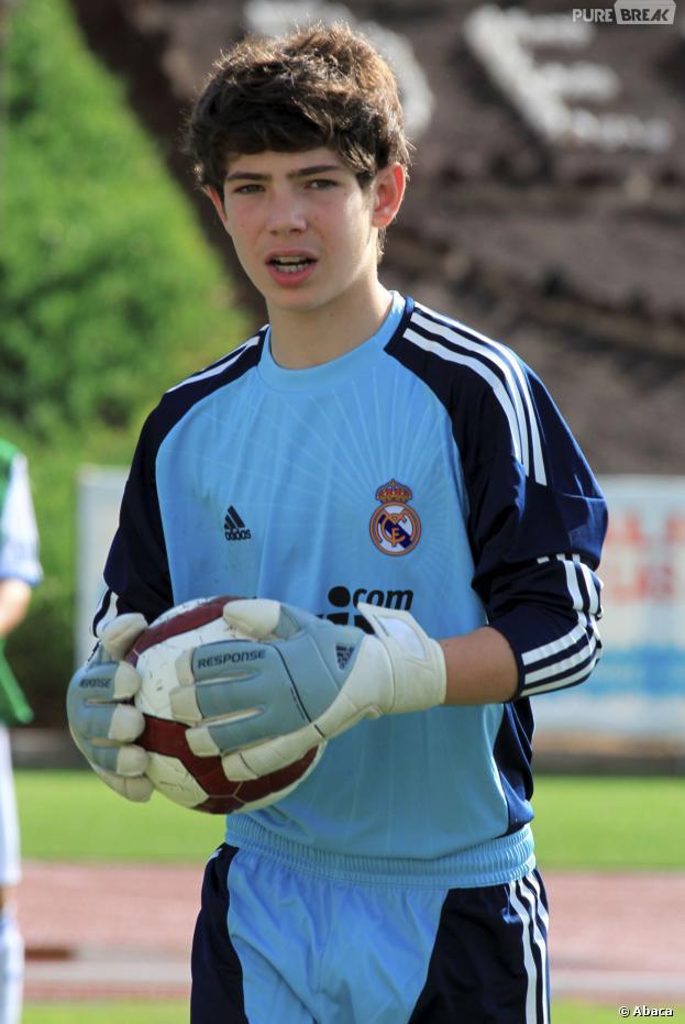 Luca Zidane bientôt dans l'Equipe de France des - de 16 ans ?