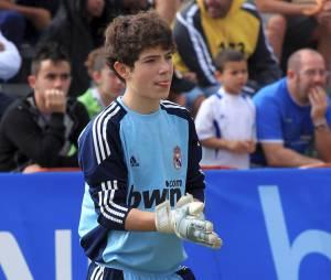 Luca Zidane va passer un stage de présélection pour l'Equipe de France des - de 16 ans