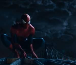 The Amazing Spider-Man 2 : Spider-Man dans la bande-annonce