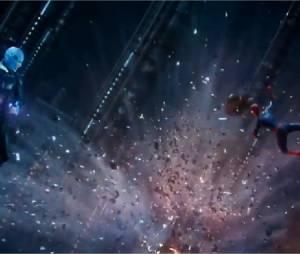 The Amazing Spider-Man 2 : Spider-Man face à Electro dans la bande-annonce