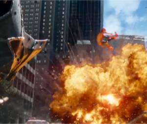 The Amazing Spider-Man 2 : destruction dans la bande-annonce