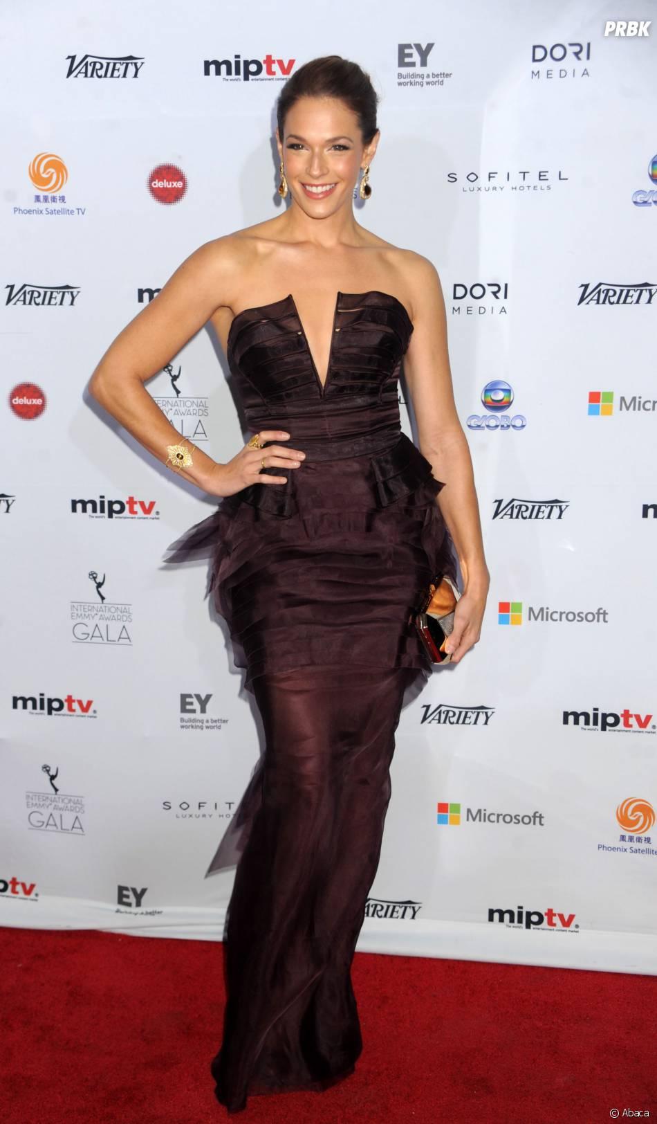 Amanda Righetti : déjà un nouveau rôle à la télé