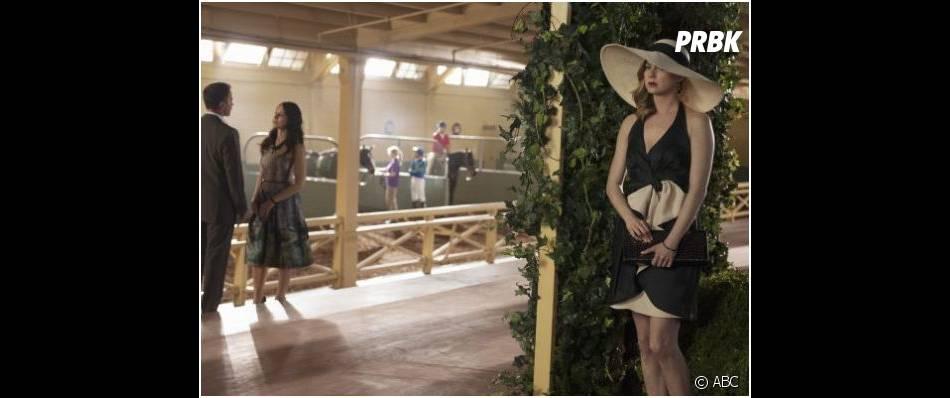 Revenge saison 3, épisode 19 : Emily espionne Victoria et Luke