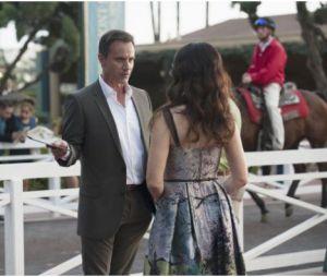 Revenge saison 3, épisode 19 : Madeleine Stowe et Tim DeKay, aka Victoria et Luke
