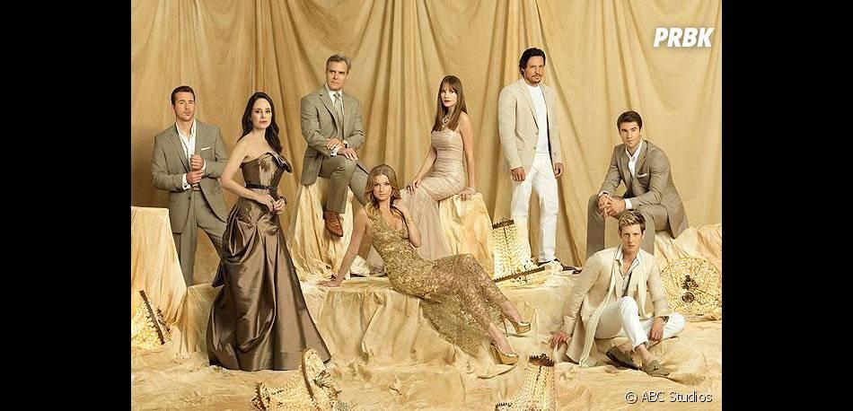 Revenge : la saison 3 diffusée sur ABC et Canal Plus Séries