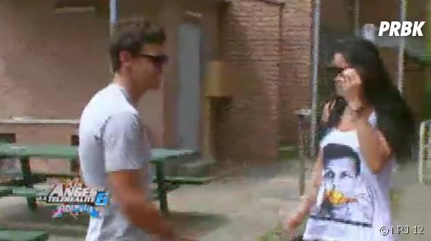 Les Anges 6 : Shanna et son t-shirt de Stromae