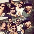 Shy'm : vacances entre amis en Afrique du Sud, en mars 2014