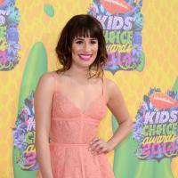 Lea Michele, Pharrell Williams... tapis rouge coloré des Kids Choice Awards 2014