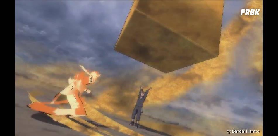 Naruto Shippuden Ultimate Ninja Storm Revolution : le 4ème Kazekage de la partie