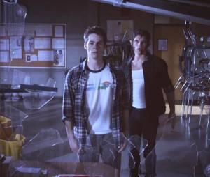 Teen Wolf saison 3 : Scott et Stiles sur une photo