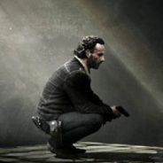 The Walking Dead saison 5 : premier poster pour Rick