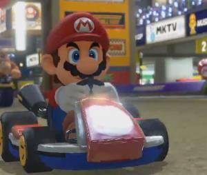 Mario Kart 8 sur Wii U : un trailer présentant les objets et circuits inédits