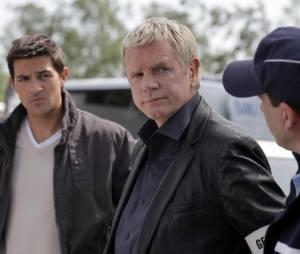 Jean Pascal Lacoste retrouve Xavier Deluc dans Section de recherches