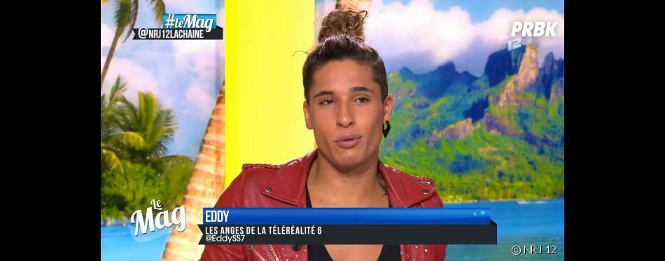 Les Anges 6 : Eddy et Benoît Dubois ont démenti être en couple dans Le Mag sur NRJ 12