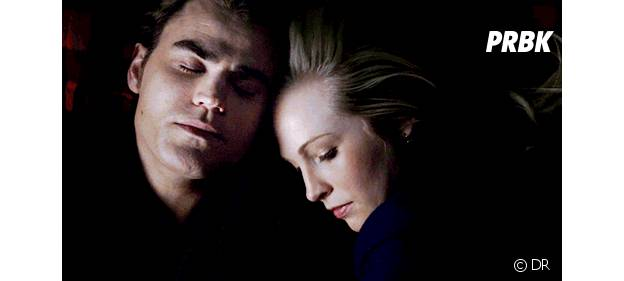 Vampire Diaries saison 5 : Stefan et Caroline