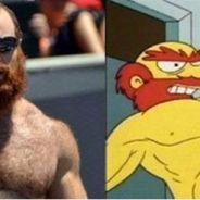 [FUN] Délirant : on a retrouvé les personnages des Simpson dans la vraie vie !