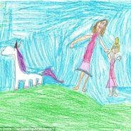 [CUTE] Des enfants malades donnent vie à leurs dessins et réalisent leurs rêves