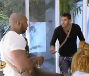 Les Anges 5 : clash entre Samir et Marc dans la villa