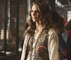 Castle saison 6 : Kate en hippie