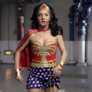 Florence Foresti en Wonder Woman contre les violences faites aux femmes