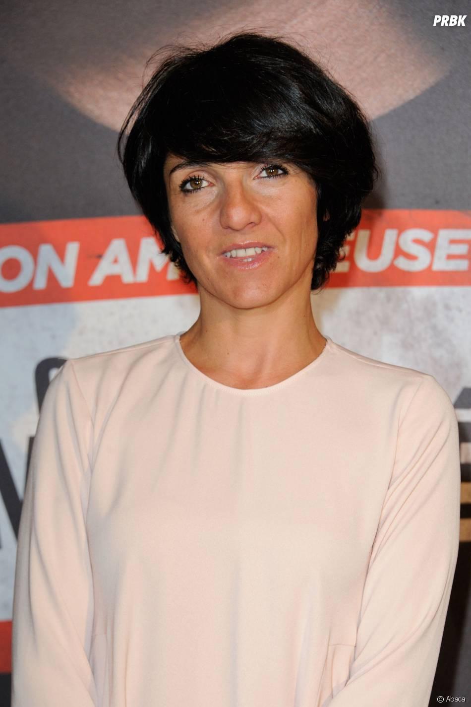 Florence Foresti s'est déguisée en Wonder Woman pour soutenir le premier Institut en Santé génésique de France
