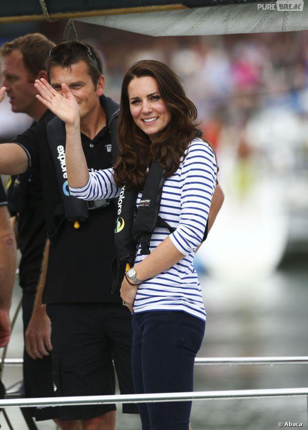 Kate Middleton enceinte : Le Prince William aurait-il fait une bourde en plein voyage officiel en Nouvelle-Zélande en avril 2014 ?