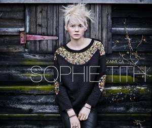 """Sophie-Tith : la pochette de son premier album """"J'aime ça"""" dans les bacs le 28 avril 2014"""
