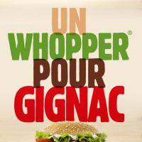 André-Pierre Gignac : Burger King taquine le poids du Marseillais
